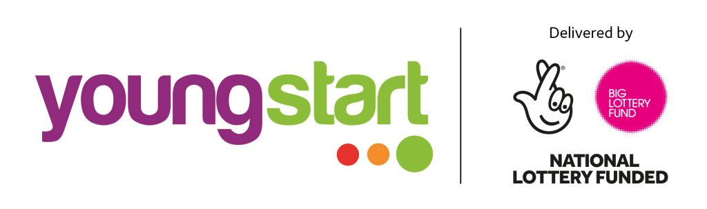 National Lottery Fund Young Start logo