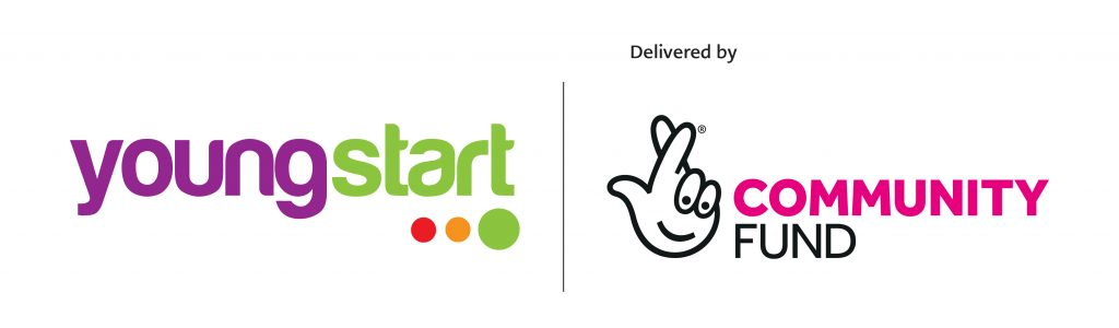 National Lottery Community Fund Youngstart fund logo
