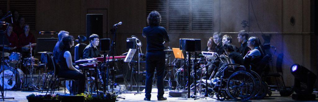 Digital Orchestra credit K K Dundas