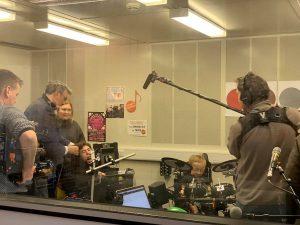 BBC filming 1