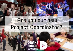 Are you our new Project Coordinator?
